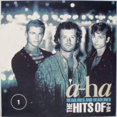 HEADLINES AND DEADLINES THE HITS OF A-HA 2