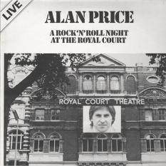 A ROCK'N'ROLL NIGHT AT THE ROYAL COURT