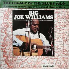 LEGACY OF THE BLUES VOL. 6