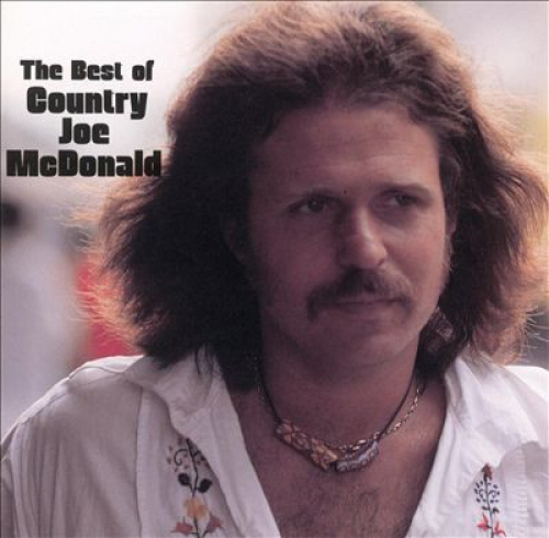 Best of Country Joe McDonald : the Vanguard Years 1969-75