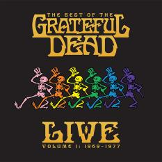 THE BEST OF THE GRATEFUL DEAD LIVE VOLUME 1: 1969-1977