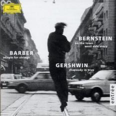 Gershwin: Rhapsody in Blue / Barber: Adagio for St