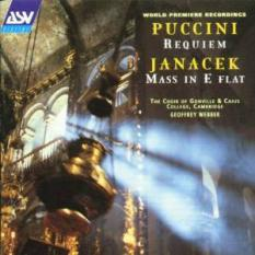 Puccini: Requiem/ Janacek: Mass In E Flat