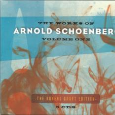 WORKS OF ARNOLD SCHOENBERG VOL.2