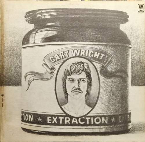 Gary Wright's Extraction
